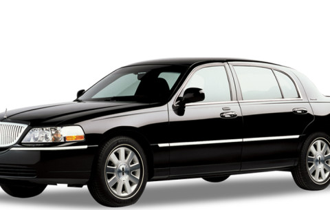 Lincoln Towncar-Black